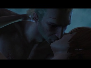 Love Scene with Shani - The Witcher 3: Wild Hunt Hearts of Stone Expansion DLC