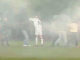 Шинник - Локомотив 0:2, 30 тур ЧР-2004