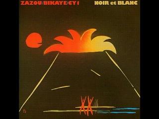 Zazou, Bikaye, CY1 - Noir et Blanc (AFROFUTURISM)