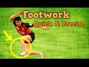 Table Tennis Exercises to Improve Footwork