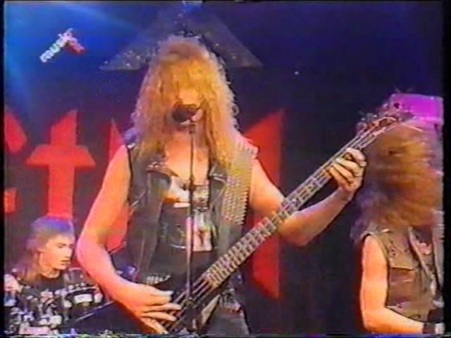 Destruction - Reject Emotions (Tele5) 1987
