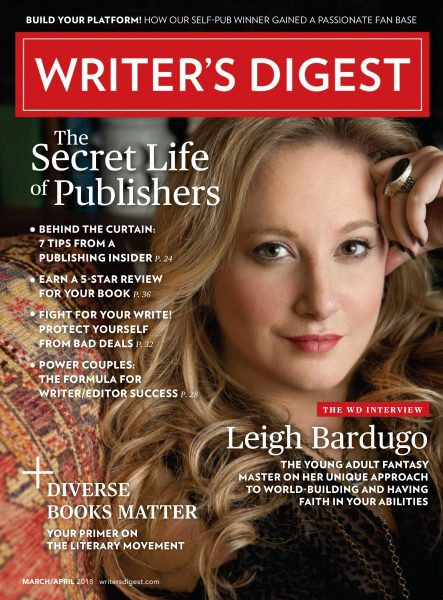 Writer's Digest — March 2018