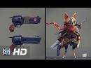 CGI VFX Breakdowns Biomutant by Goodbye Kansas Studios