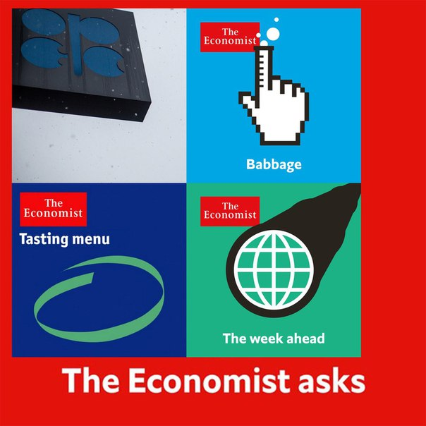 The Economist Radio - 2018-02-24