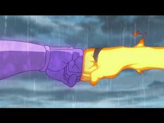 NarutoAMV- Trap Remix Loneliness  Naruto vs. Sasuke.