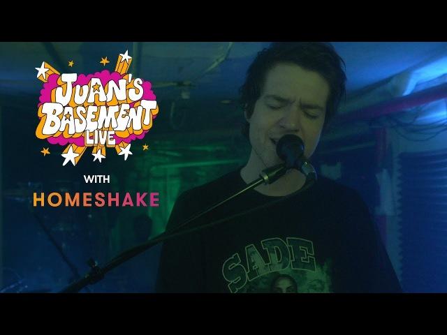 HOMESHAKE   Juan's Basement Live