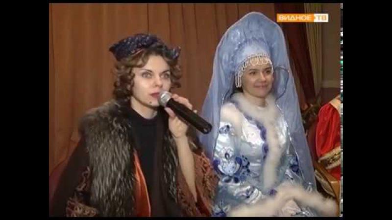 В гостях у сказки - пресс-конференция сказочных героев
