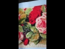 Алмазная вышивка Розы