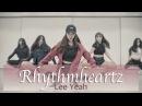 걸스힙합댄스 (Girl's hip hop dance)   인천댄스학원 리듬하츠   Gwola - Honey Cocaine