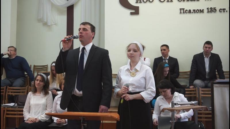 20180506 На далеком холме 2000 лет назад Вениамин и Мария Глубоченко акк Иван Папков