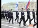Парад на дворцовой площади 2010 (ВМИРЭ)