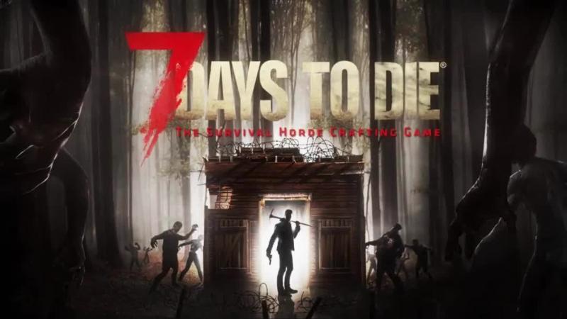7 Days to Die Valmod Pack A16.3 пакет Overhaul возвращение в зомби апокалипсис часть вторая