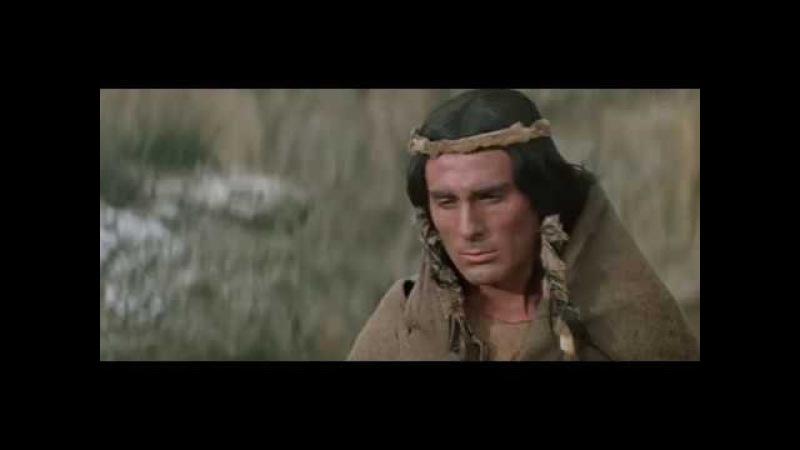 Белые волки ГДР 1968 вестерн Гойко Митич советский дубляж без вставок