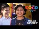Anthony Gonzalez Sean Oliu Cover Coco's Un Poco Loco Oh My Disney