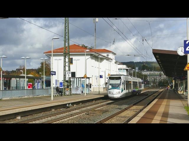 Bahnhof Melsungen in Nordhessen