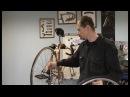 Как установить современные новые колёса на советский велосипед ХВЗ