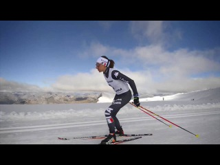 Italian XC Ski Team - Sportful Carbon Effect