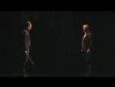 Chris Holland (u s) Tam Mutu - Confrontation (Les Miserables London 15.04.2013?)