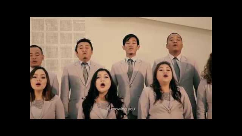 BESY Choir The greatest thing in all my life