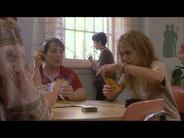 Razors pain you rivers are damp Girl Interrupted 1999