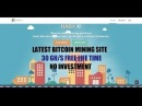 Latest Free Earn Bitcoin Mining Site Get Free 30 GH S For Lifetime Earn Profit daily MiningGurus