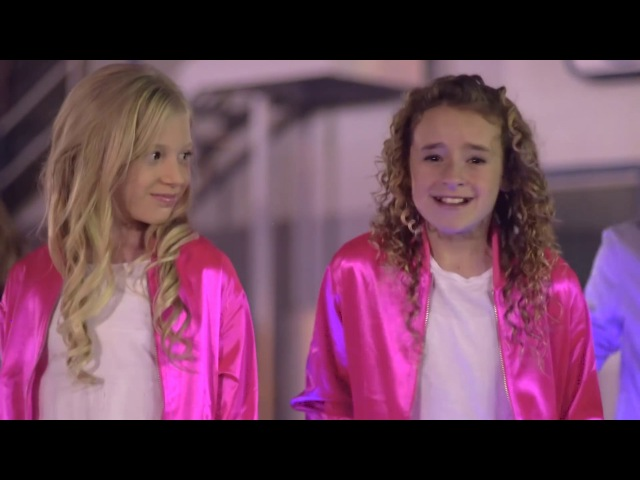 CANT STOP THE FEELING by Justin Timberlake (TROLLS) - Cover by Reese and Lyza