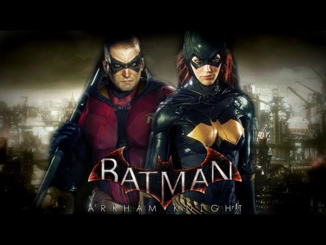 Batman: Arkham Knight (DLC) - Batgirl: A Matter of Family 2