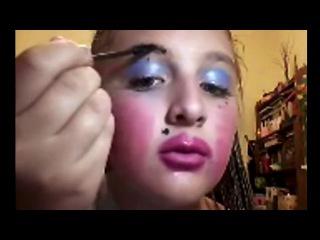 Роскошный летний макияж