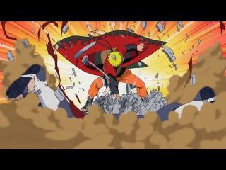 Naruto VS Pain / Наруто против Пейна - озвучил: Алибек Машуков