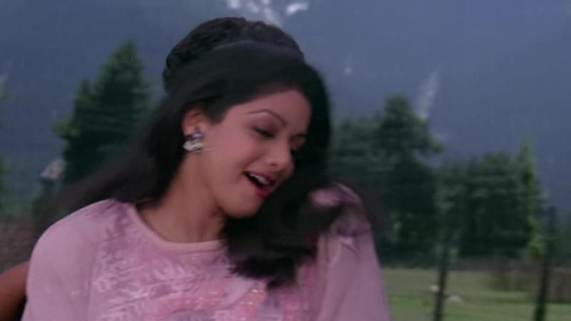 Angoothi Mein Nagina Sridevi Sunny Deol Ram Avataar Old Hindi Songs Звёздный Болливуд