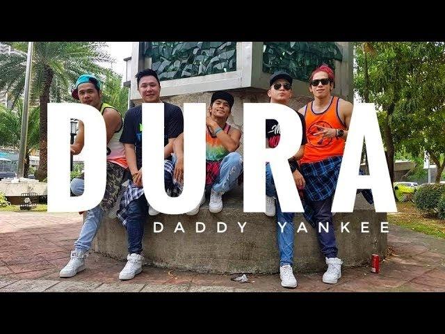 DURA by Daddy Yankee Zumba Reggaeton Kramer Pastrana Fritz Tibay
