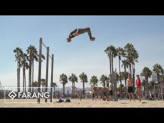 LA Beach Bums | FULL VERSION | Parkour