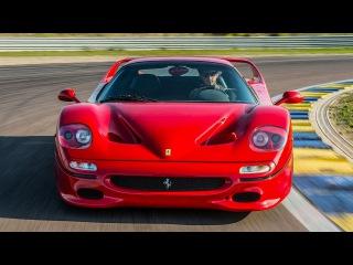 Ferrari F50 - L'unica vera F1 stradale - Davide Cironi Drive Experience