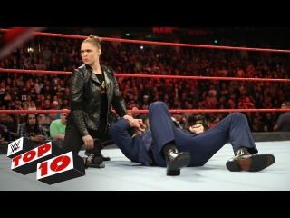 (Wrestling Premium) Top 10 Raw moments: WWE Top 10, February 26, 2018