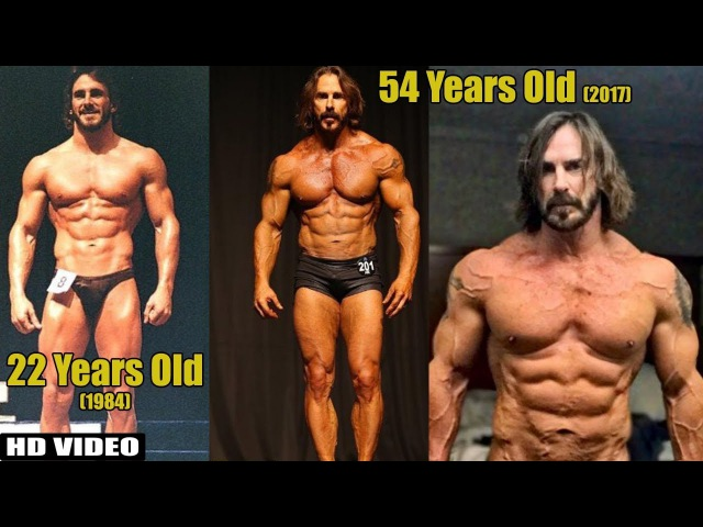 Joe Solinski | 55 Years Old Young Classic Physique
