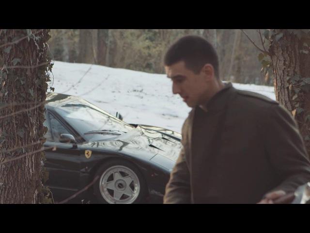 Ferrari F40 CarVintage Save A Christmas tree