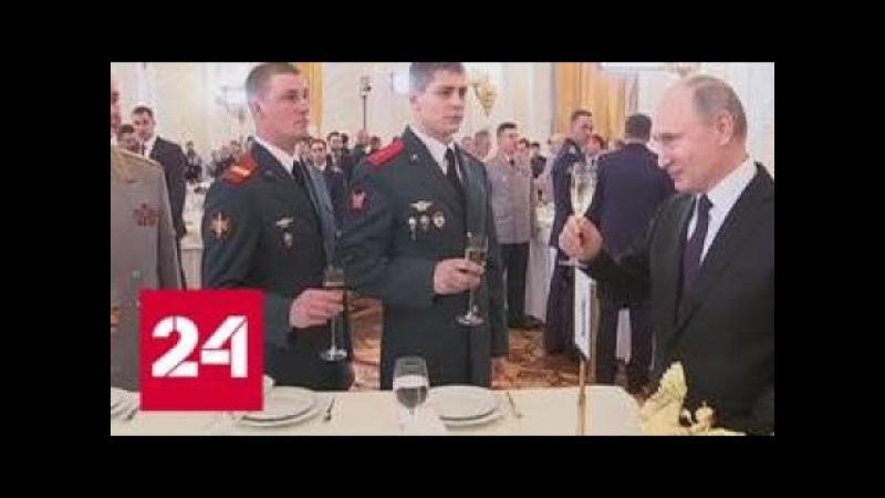 Путин весь мир увидел в Сирии какими современными стали российские вооруженные силы Россия 24