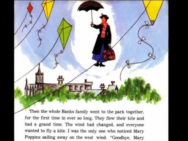 Mary Poppins - Disney Story