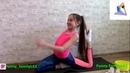 Йога челлендж! Йога против гимнастки Наташи! Видео для детей