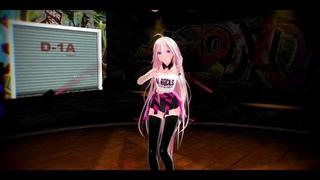 Ia Vocaloid(Rocks) [MMD] - BLACKPINK -DDU-DU DDU-DU