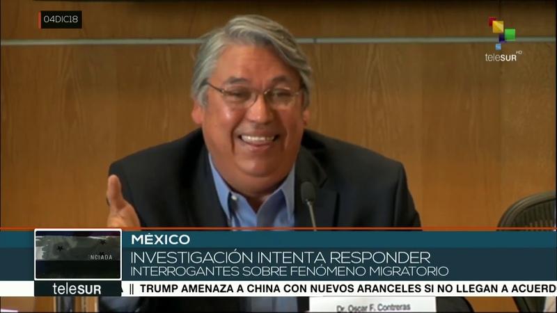 México investigaciones para comprender fenómeno de Caravanas смотреть онлайн без регистрации