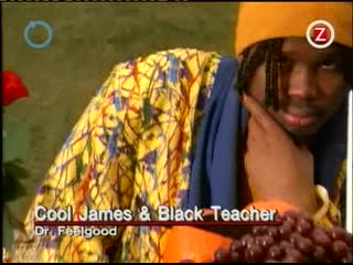 Cool james & black teacher - dr. feelgood (hq) /1993/