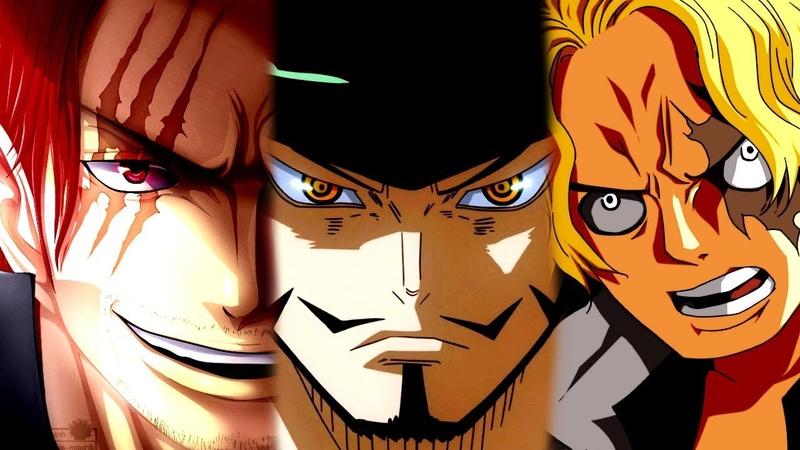 СЕКРЕТ ШАНКСА СОКРОВИЩЕ ВАН ПИС и ИМ САМА РИВЕРИ One Piece обзор 913 Ван Пис теория