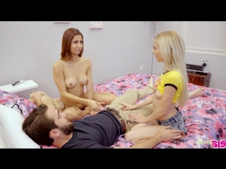 [brattysis] jade jantzen and piper perri - go get.your step brother