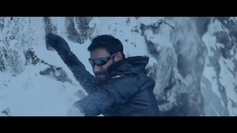 Индийский альпинист