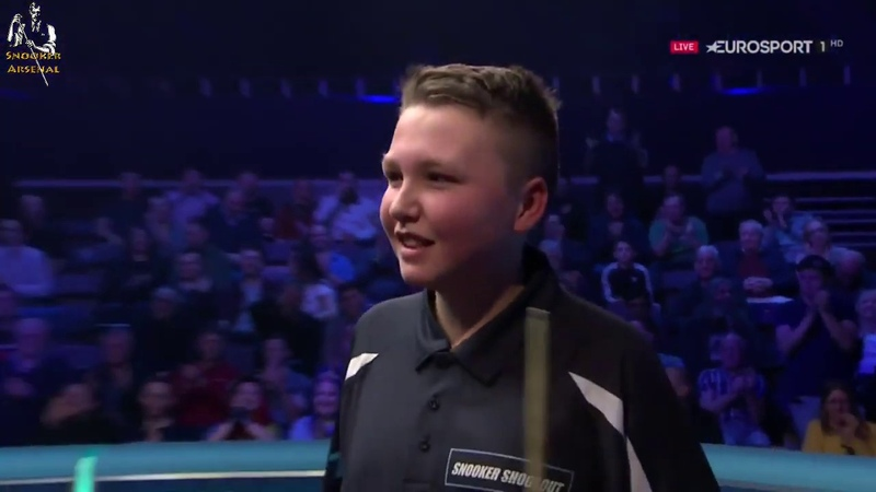 DRAMATIC last Second win by Ben Mertens Vs James Wattana - BetVictor Shoot-Out 2019 - Round 1