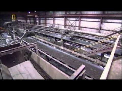 Суперсооружения Черное золото нефтяные шахты