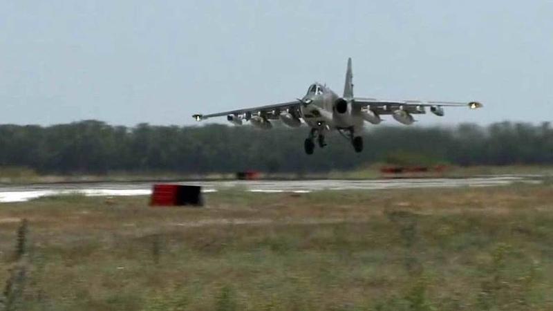 ВРоссию вернулась большая группа военных самолетов изсирийского Хмеймима Новости Первый канал