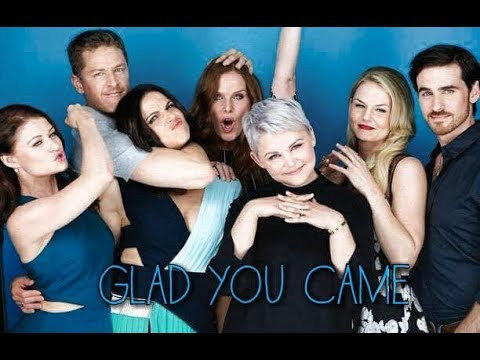 OUAT Cast Glad you came