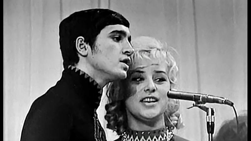 Водограй ВИА Смеричка Песня 72 1972 год Владимир Ивасюк